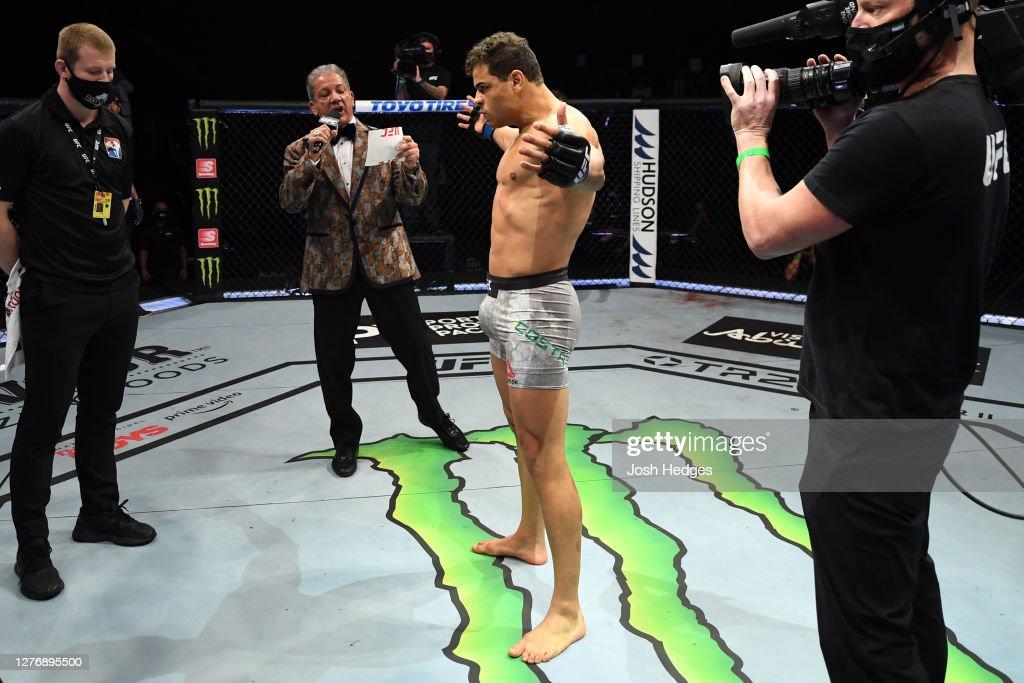UFC 253 Adesanya v Costa : News Photo