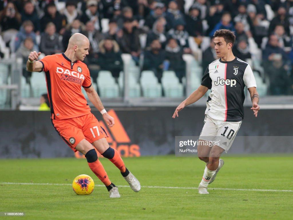 Juventus v Udinese Calcio - Serie A : News Photo
