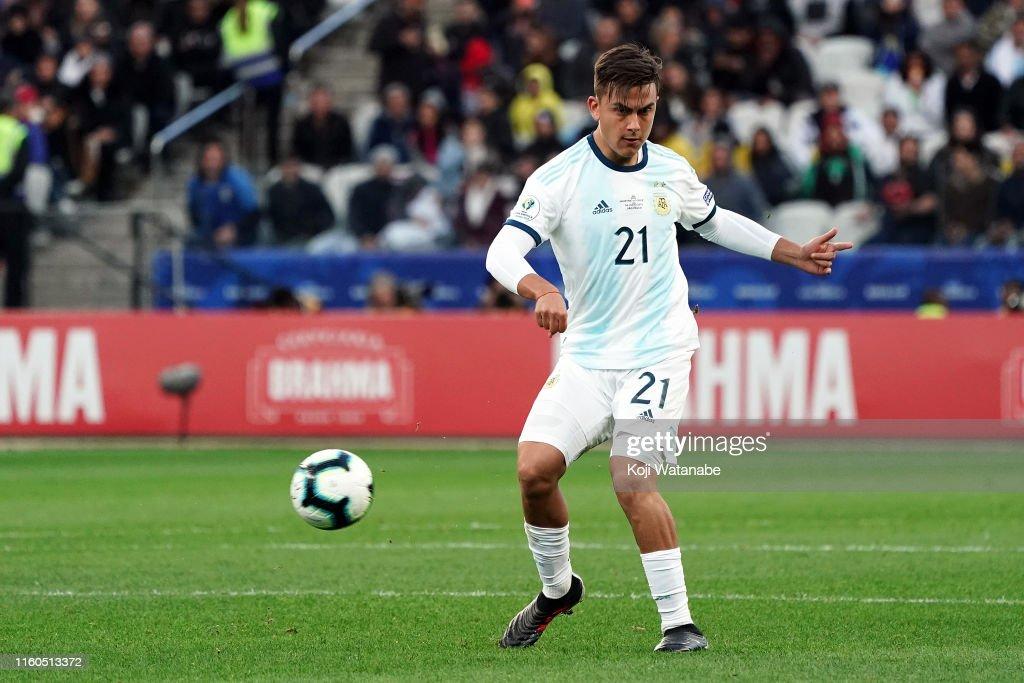 Argentina v Chile: Third Place Match - Copa America Brazil 2019 : ニュース写真