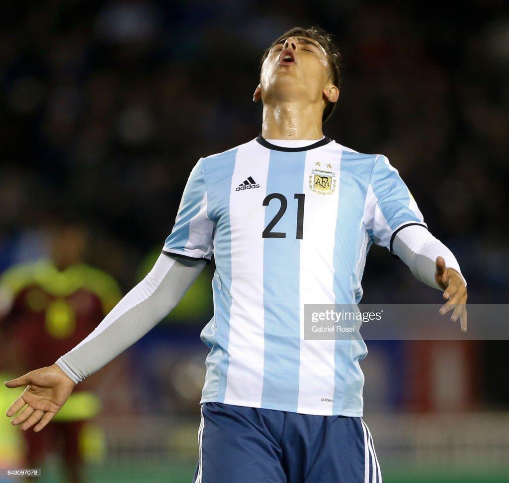 Argentina v Venezuela - FIFA 2018 World Cup Qualifiers
