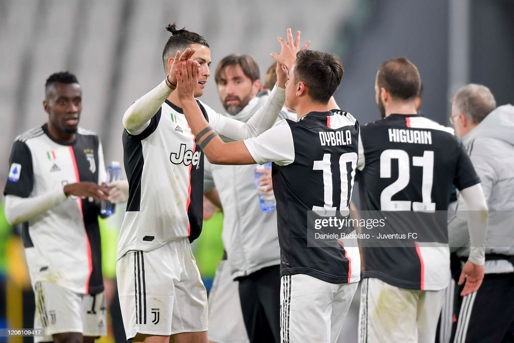 Juventus v FC Internazionale - Serie A : News Photo