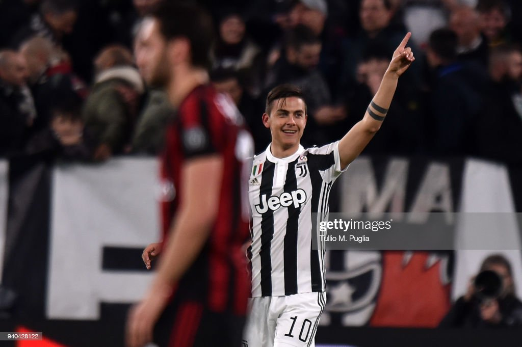 Juventus v AC Milan - Serie A : News Photo
