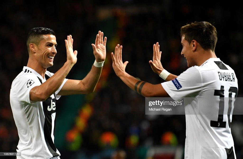 Manchester United v Juventus - UEFA Champions League Group H : ニュース写真