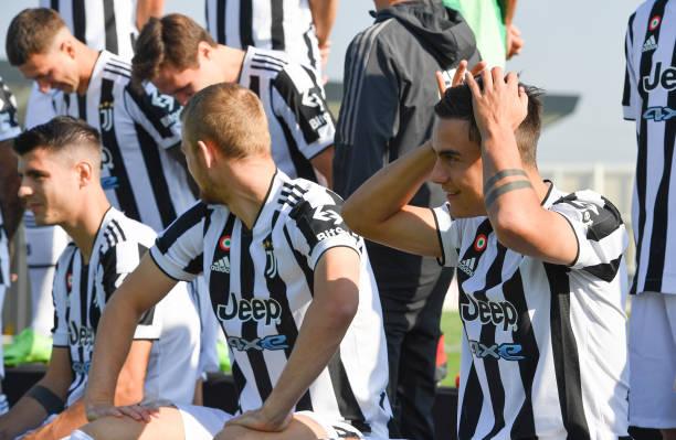 ITA: Juventus Official Team Photo