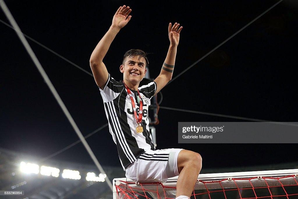 AC Milan v Juventus FC - TIM Cup Final : News Photo