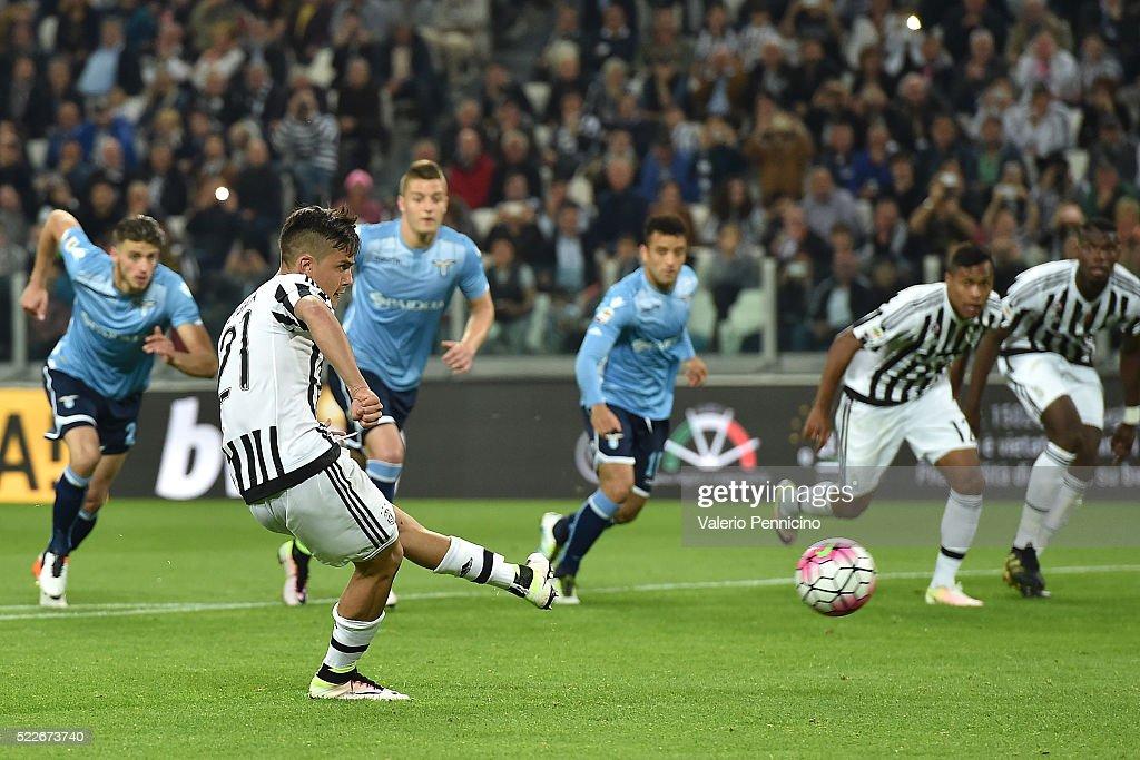 Juventus FC v SS Lazio - Serie A