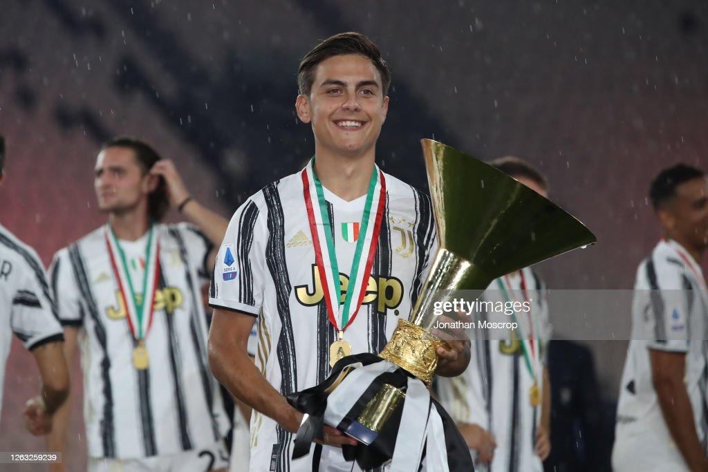 Juventus v AS Roma - Serie A : News Photo
