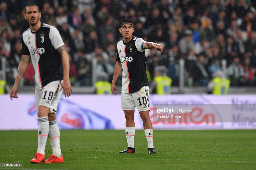 Juventus v Atalanta BC - Serie A : News Photo