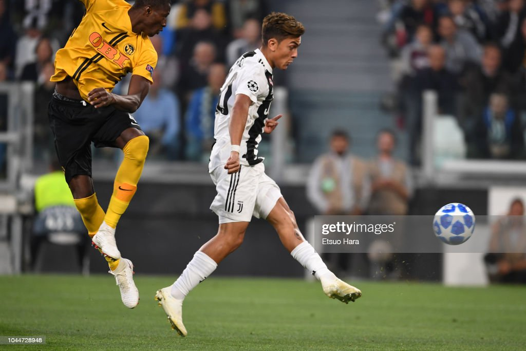 Juventus v BSC Young Boys - UEFA Champions League Group H : News Photo