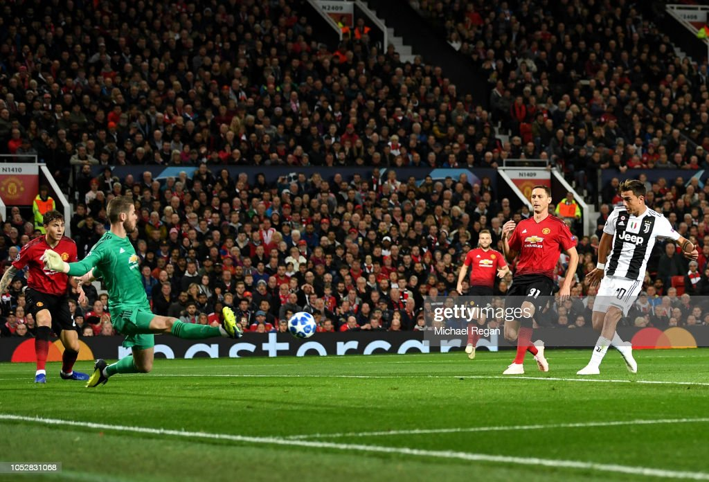 Manchester United v Juventus - UEFA Champions League Group H : News Photo