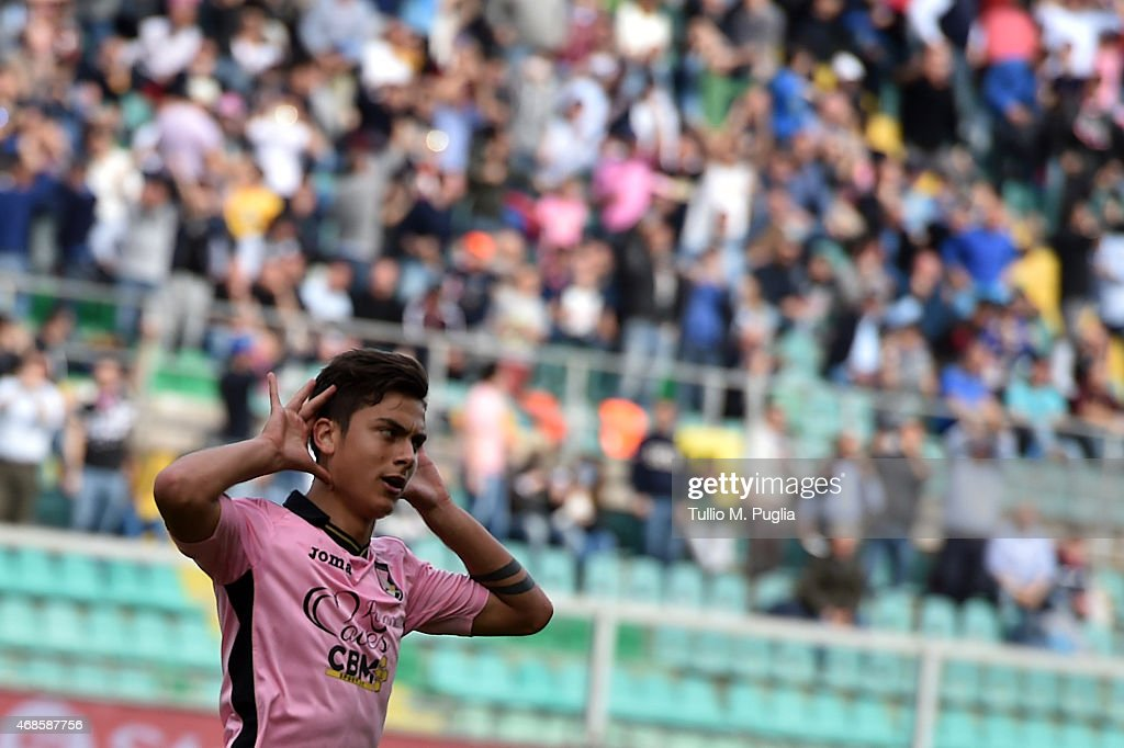 US Citta di Palermo v AC Milan - Serie A : News Photo