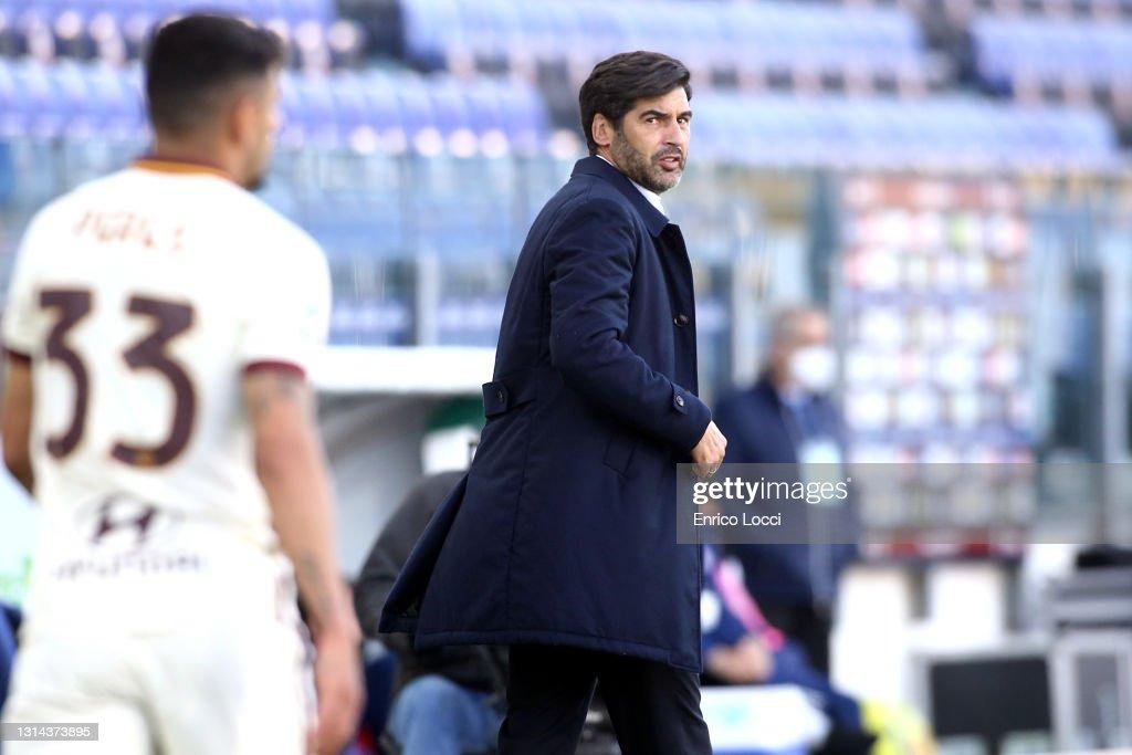 Cagliari Calcio v AS Roma - Serie A : News Photo