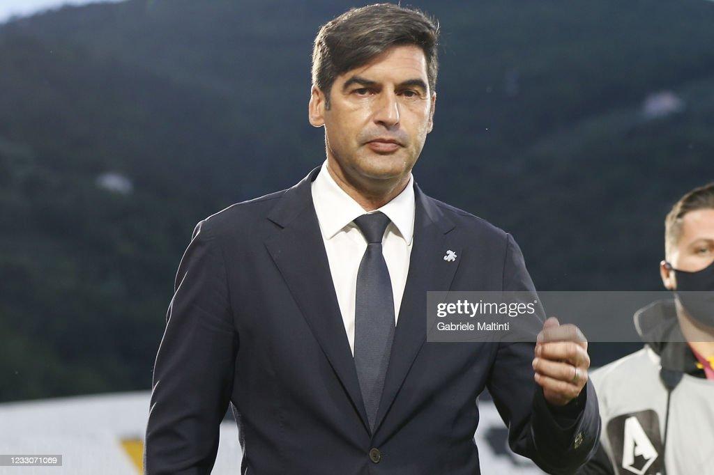 Spezia Calcio v AS Roma - Serie A : News Photo