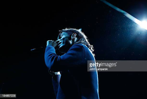 Paulo Goude performs at Roseland Ballroom on October 27 2012 in New York City