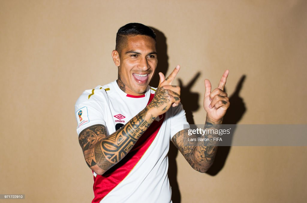 RUS: Peru Portraits - 2018 FIFA World Cup Russia