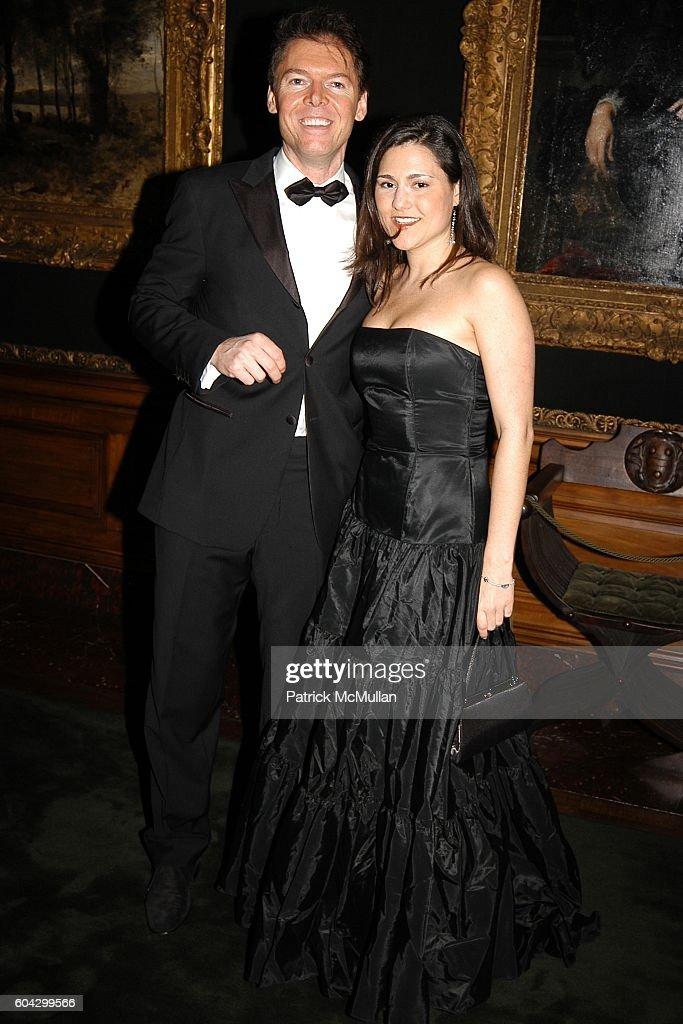 Paulo Loureiro and Christina Vescovo attend The Young