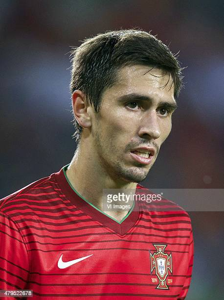 Paulo Oliveira of Portugal during the UEFA European Under21 Championship final match between Sweden and Portugal on June 30 2015 at the Eden stadium...