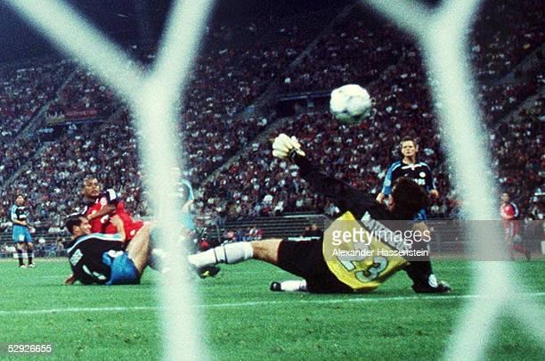 1 Paulo SERGIO/Bayern erzielt hier das TOR zum 10