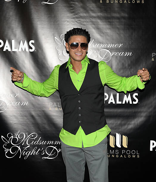 Pauly D arrives at  A Midsummer Night s Dream - Enchanted Lingerie  Masquerade  At Palms 72b9516a6