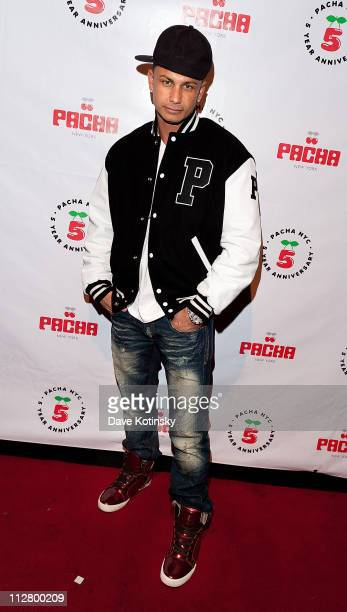 Pauly D attends a party at Pacha on April 21, 2011 in New York City.