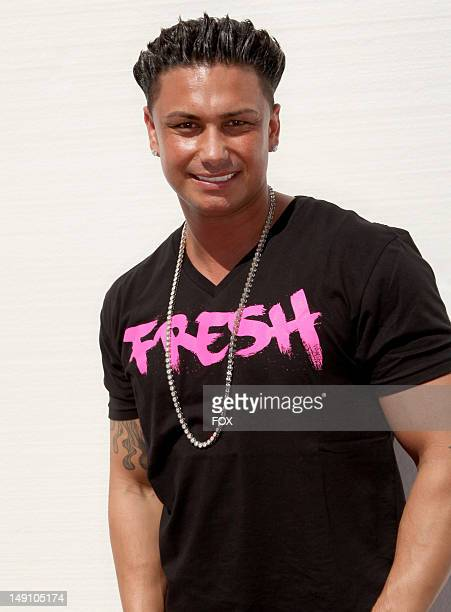 DJ Pauly D attends the FOX 2012 Teen Choice Awards at Gibson Amphitheatre on July 22 2012 in Los Angeles California