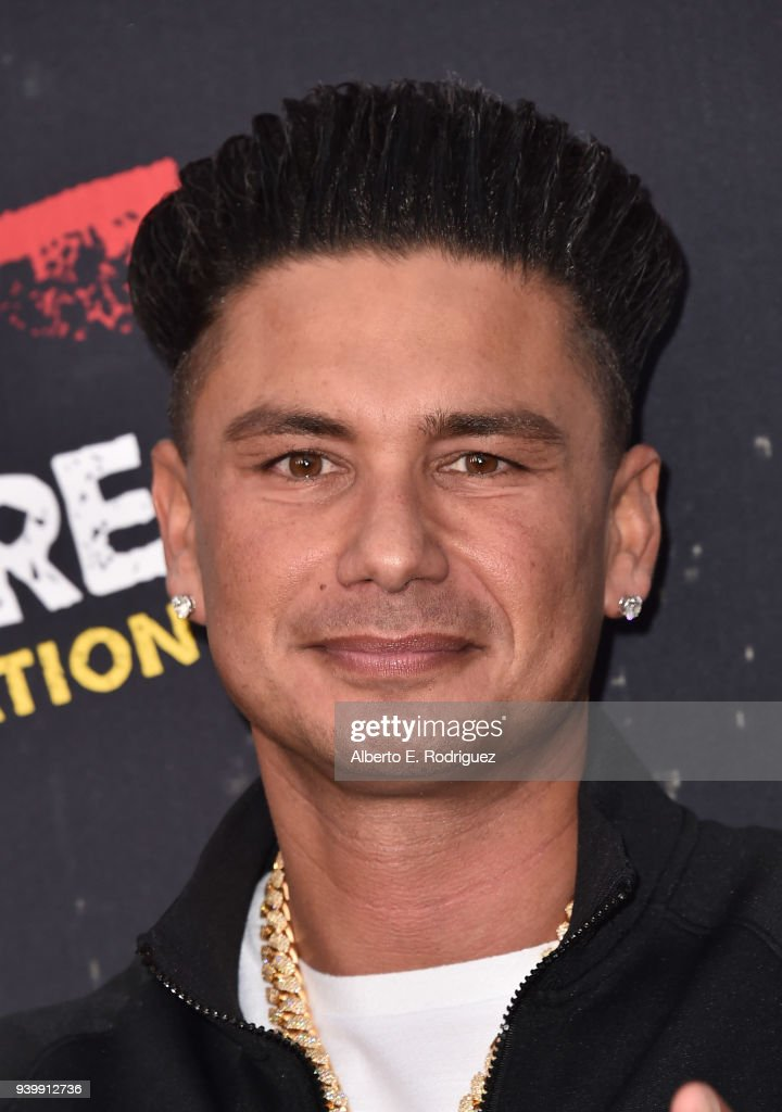 "Premiere Of MTV Network's ""Jersey Shore Family Vacation"" - Arrivals"
