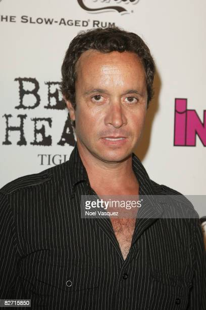 Pauly Shore attends InTouch Weekly's ICONSIDOLS PostVMA Celebration at Chateau Marmont on September 7 2008 in Los Angeles California