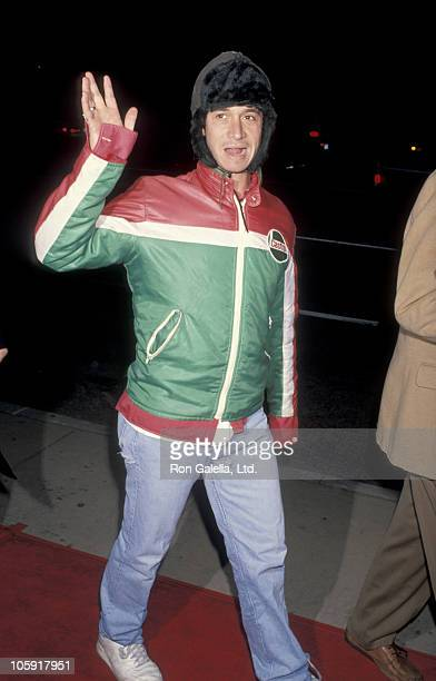Pauly Shore during Dumb and Dumber Hollywood Premiere at Cinerama Dome Theater in Hollywood California United States