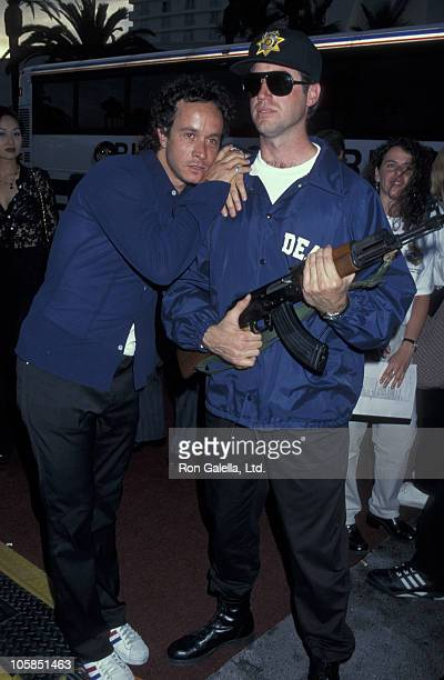 Pauly Shore during Premiere of 'Con Air' at Hard Rock Hotel And Casino in Las Vegas Nevada United States