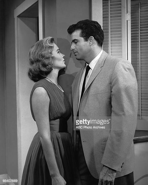 CASEY Pavane for a Gentle Lady Season 1 November 20 1961 Ben Casey gets close to Bethel Leslie as she talks to him