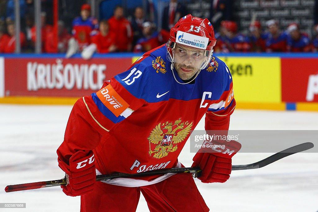 Russia v Sweden - 2016 IIHF World Championship Ice Hockey : News Photo