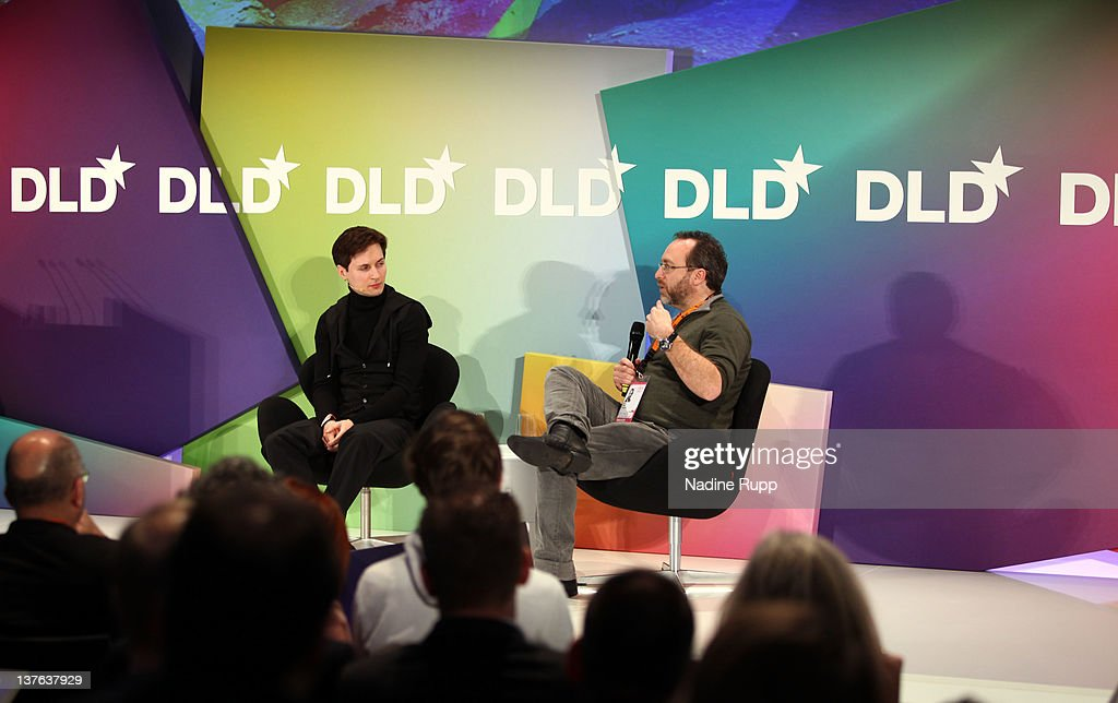 DLD Conference 2012 - Day 3 : News Photo