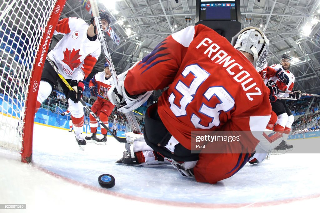 Ice Hockey - Winter Olympics Day 15 : News Photo
