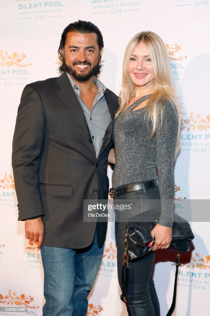 Silent Pool Gin Launch Party - Arrivals