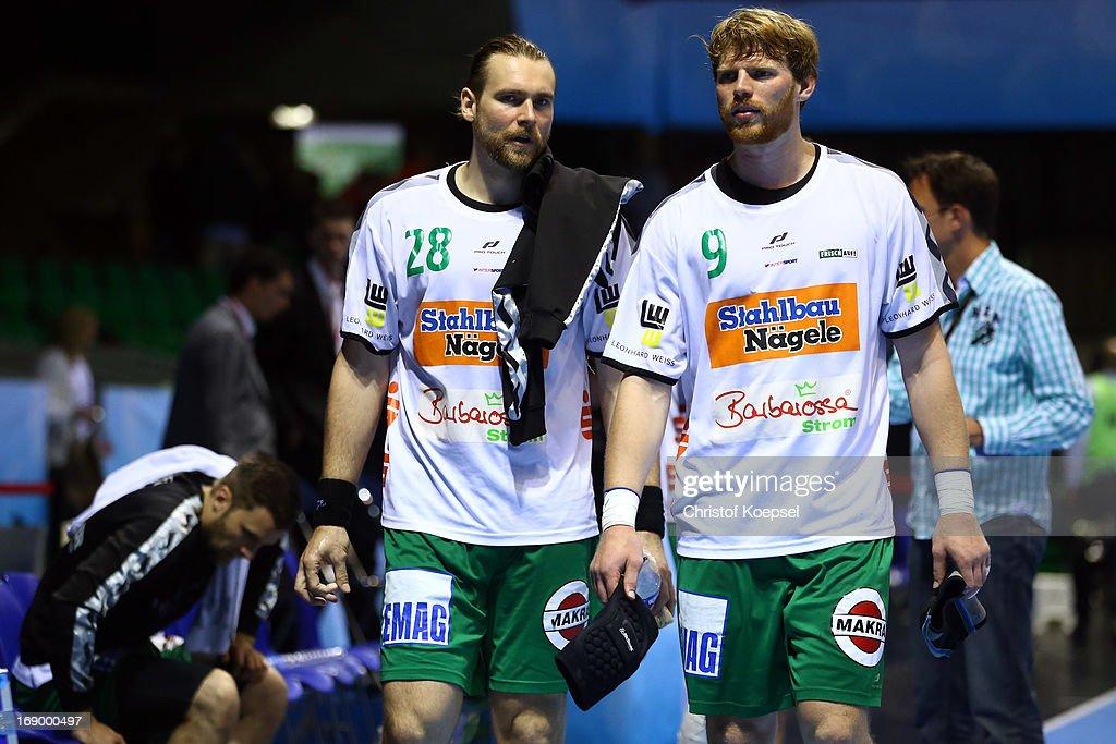 Frisch Auf Goeppingen v Rhein-Neckar_Loewen - EHF Cup Semi Final