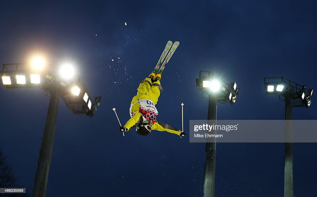 Freestyle Skiing - Winter Olympics Day 3 : News Photo