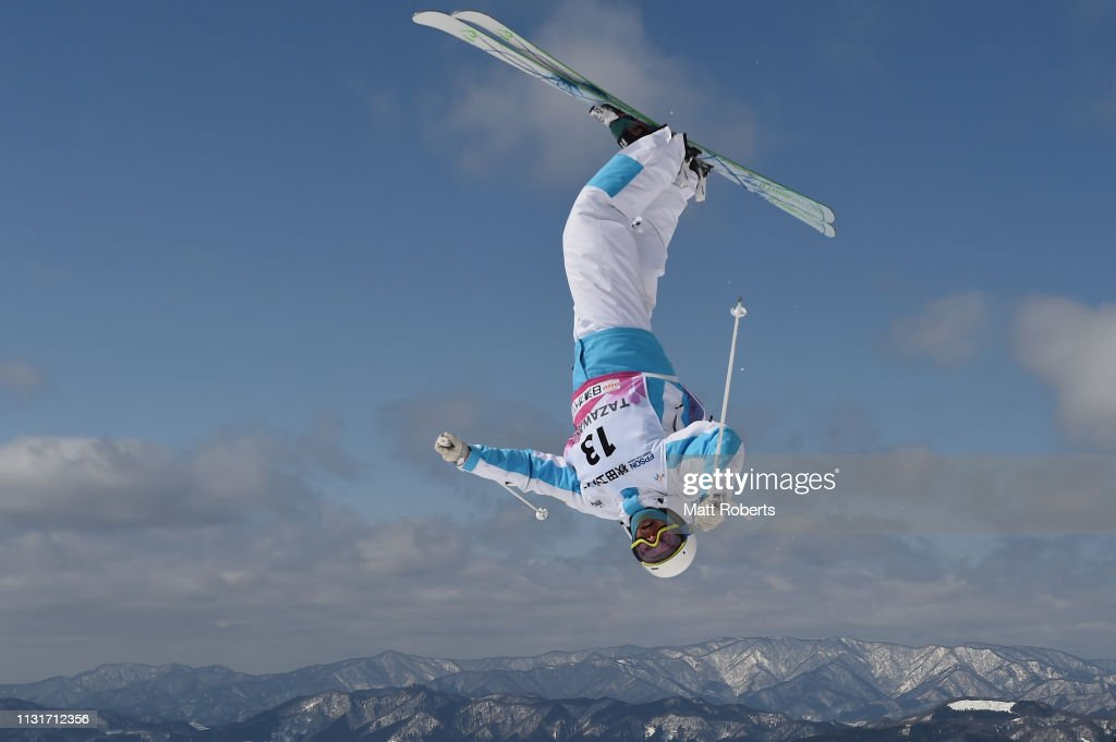 JPN: FIS Freestyle Skiing World Cup Tazawako - Day 2