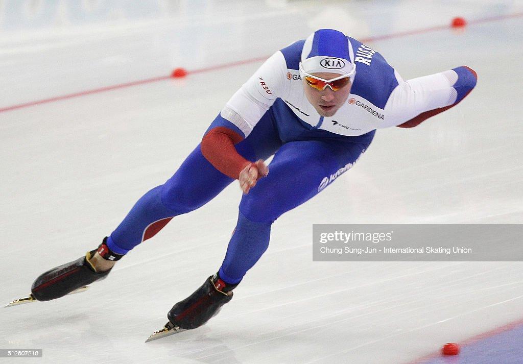 ISU World Sprint Speed Skating Championships - Day 1 : News Photo