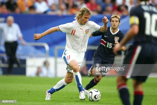 Pavel NEDVED Etats Unis / Republique Tcheque Coupe du Monde 2006
