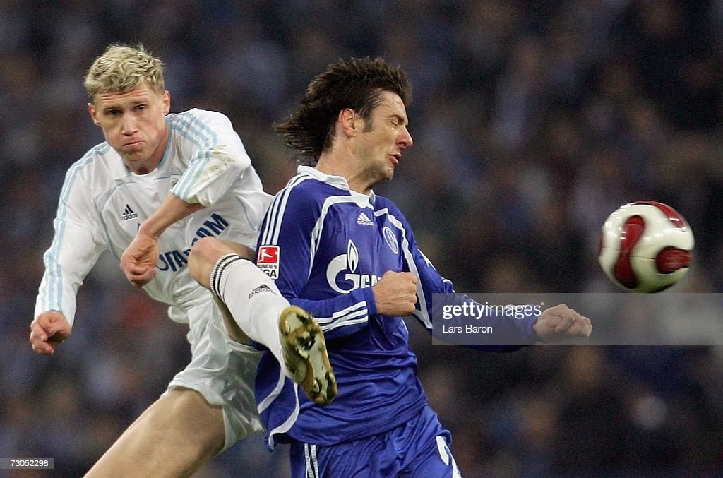 Friendly match Schalke 04 v Zenith St.Petersburg : News Photo