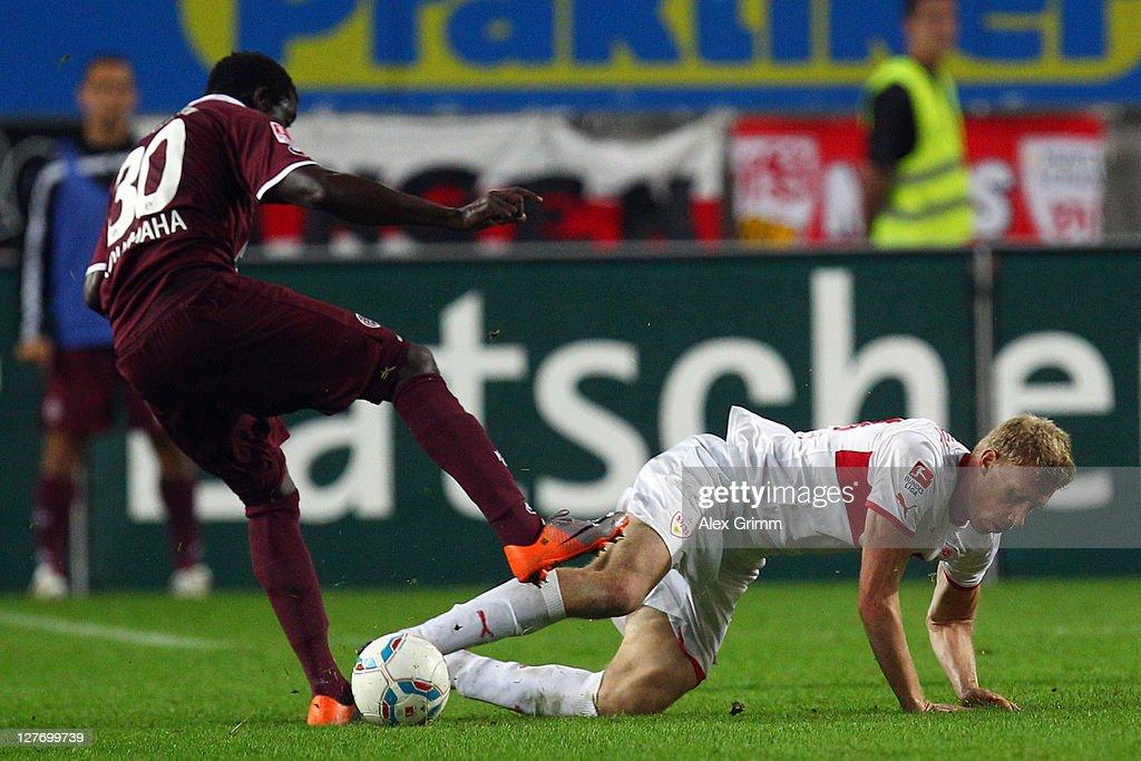 1. FC Kaiserslautern v VfB Stuttgart  - Bundesliga