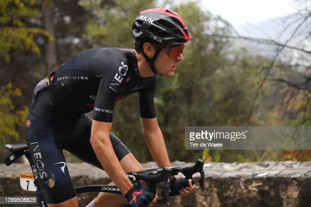 Pavel Sivakov of Russia and Team INEOS Grenadiers / during the 107th Tour de France 2020, Stage 1 a 156km stage from Nice Moyen Pays to Nice /...