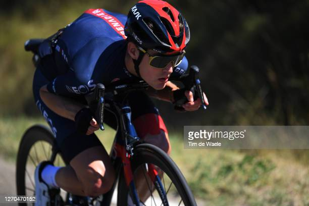 Pavel Sivakov of Russia and Team INEOS Grenadiers / during the 107th Tour de France 2020, Stage 6 a 191km stage from Le Teil to Mont Aigoual-Gard...