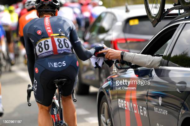 Pavel Sivakov of Russia and Team INEOS Grenadiers during the 53rd Tour Des Alpes Maritimes Et Du Var, Stage 1 a 186,8km stage from Biot to Gourdon...
