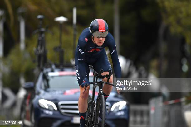 Pavel Sivakov of Russia and Team INEOS Grenadiers during the 56th Tirreno-Adriatico 2021, Stage 7 a 10,1km Individual Time Trial stage from San...