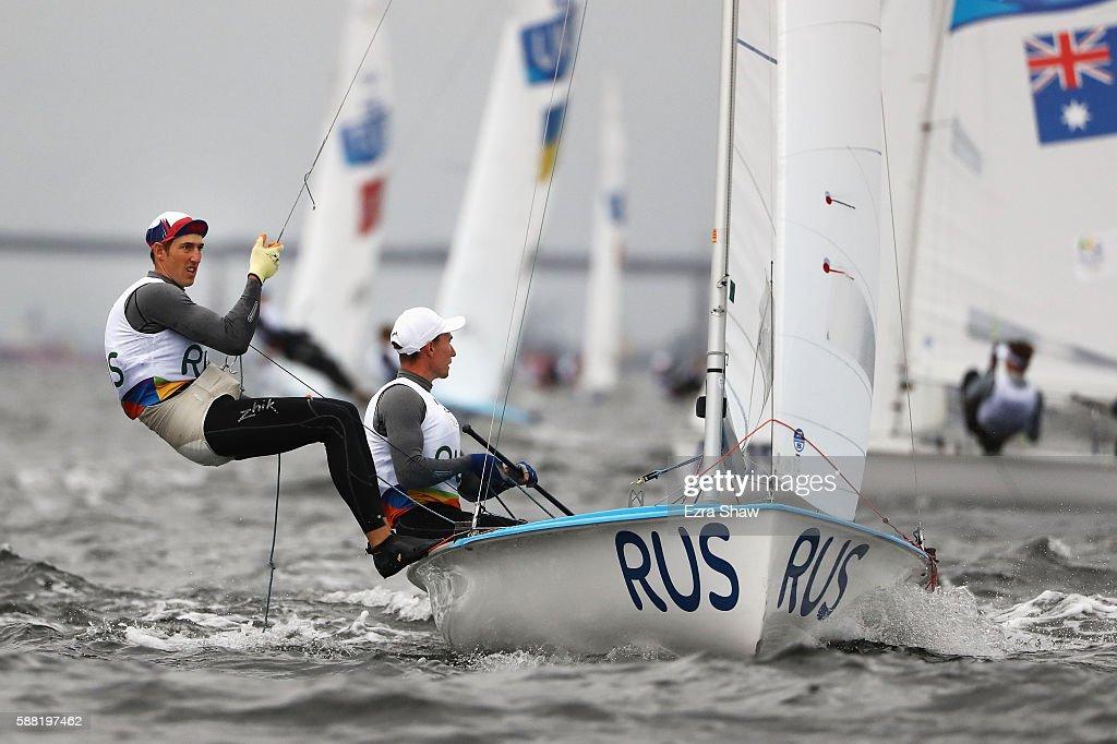 Sailing - Olympics: Day 5