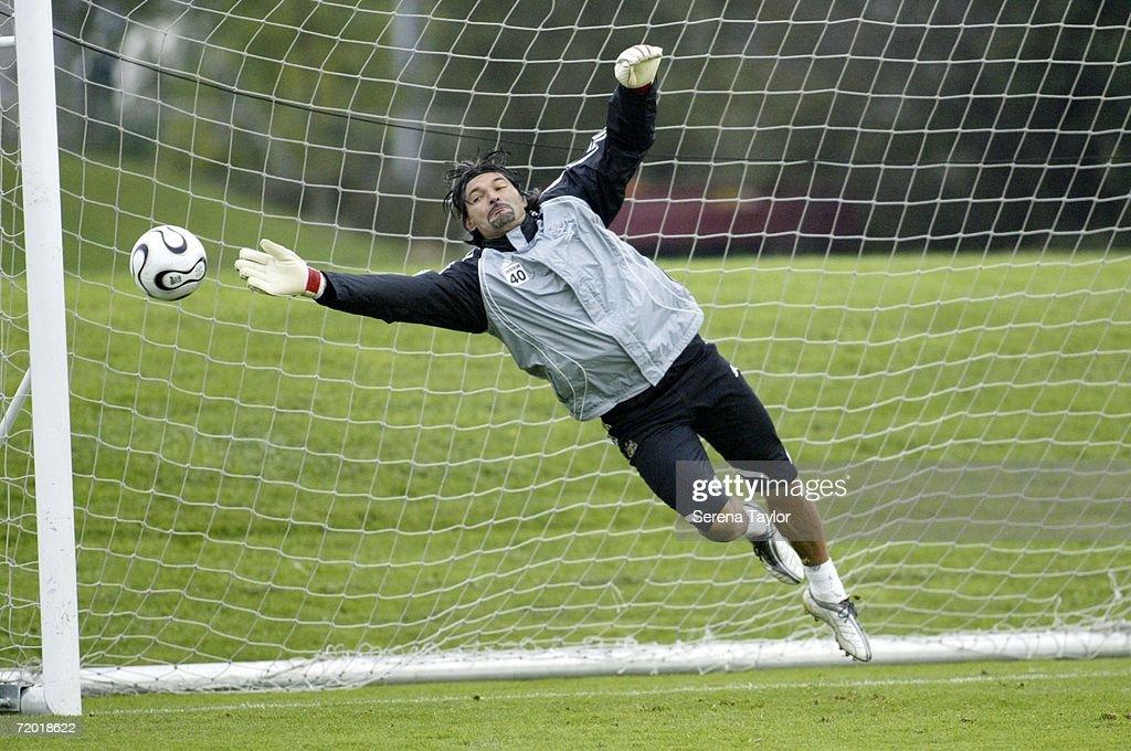 Newcastle United Training : News Photo