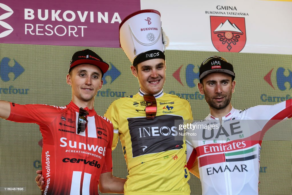76th Tour Of Poland  Seventh And Final Stage : News Photo