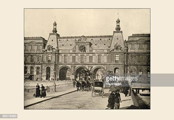 Pavilions of the Louvre
