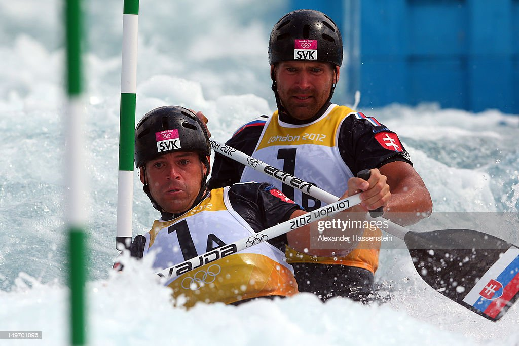 Olympics Day 6 - Canoe Slalom : News Photo